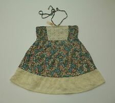 Decree Junior Womens Size Large Smocked Floral & Lace Shirt New
