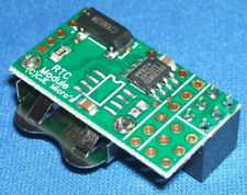 Real Time Clock (RTC) module for the Raspberry Pi with I2C passthrough option