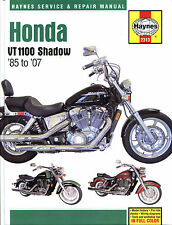 Reparaturhandbuch / -anleitung Honda Shadow VT1100 1985 - 2007