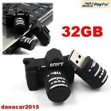 Pen drive pendrive camara de fotos sony 32gb 32 gb envio certificate (4 8 16 64)
