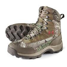 NEW Under Armour Brow Tine 800g Camo Hunting Boots UA Mossy Oak Womens sz 7