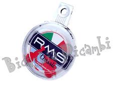 4837 - PORTABOLLO TONDO VESPA 50 125 150 200 SPECIAL PX PRIMAVERA ET3 SPRINT GTR