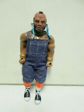 1984 Mr. T Jointed Action Figure