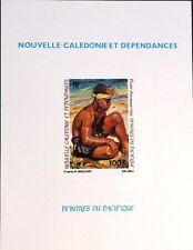 New Caledonia Nueva Caledonia 1983 726-27 Deluxe pinturas pinturas arte Mascart