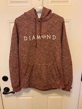 Diamond Supply Co Hoodie Sweatshirt M Skate
