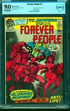 Forever People #3 CBCS VF/NM 9.0 Off White to White