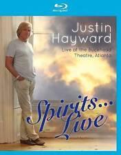 Spirits: Live - Live at the Buckhead Theater Atl [Blu-ray] DVD, Justin Hayward,