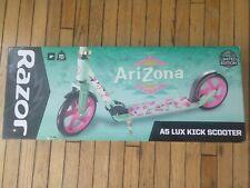 Arizona Iced Tea Razor Lux Scooter Limited Edition Mint Green