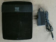Cisco Linksys E1200 Router with power cord