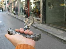 S 574g Vtg Hook Sword Shuang Gao Shaolin Kung Fu Weapon