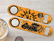 Zodiac Aries Birth Sign Personalized Bartender Bar Blades Speed Bottle Openers