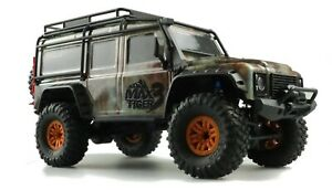 Ferngeseuerter Geländewagen/Trucks/Dirt Climbing SUV Crawler 4WD 1:10 RTR