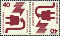 BRD (BR.Deutschland) K12 postfrisch 1972 Unfallverhütung