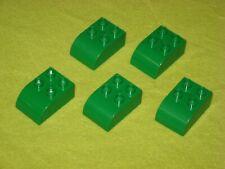 LEGO Large Plates 6x12 DARK TAN # pack of 5 # flat baseplate 12x6 minecraft