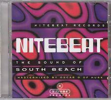 OSCAR G Nitebeat - The Sound Of South Beach CD