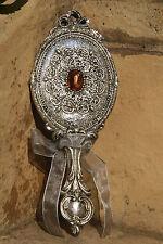 Spiegel Handspiegel Kosmetikspiegel Frisierkommoden Spiegel Deko Metall Barock