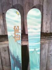 New listing Line Prophet 100 Skis 186 cm W/ Salomon Equipe 900 S bindings. 2009 year