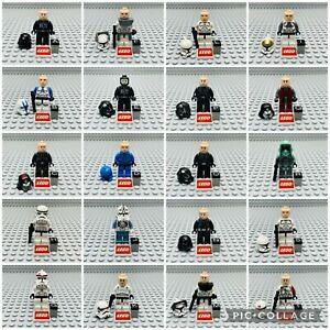LEGO® Star Wars Fifgur Kashyyyk Stormtrooper Clone Airborne Auswahl
