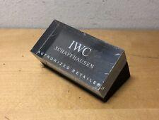Plate Display - IWC Schaffhausen - Authorized Retailer - Watches Watches Montres