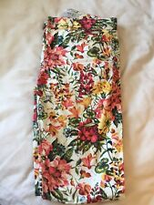 Zara Flower Trousers
