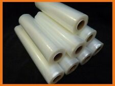 2 X 22CM X 10M VACUUM FOOD SEALER ROLLS SAVER BAG STORAGE COMMERCIAL HEAT GRADE