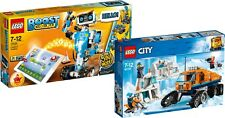 LEGO BOOST 17101 + City Arktis 60194 Erkundungstruck SET NEU