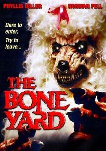 The Boneyard [New DVD]