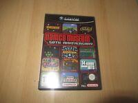 Namco Museum 50th Anniversary Nintendo Gamecube pal version