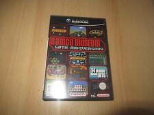 Namco Museum 50th Anniversary Nintendo Gamecube Version Pal