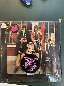 Moby Grape Lp 1967 2-eye Mono, NM vinyl, NM poster, NM- cover, (IN SHRINK WRAP)