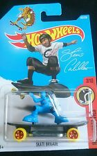1:64 2016 Hot Wheels Skate Brigade | Steve Caballero (Blue)