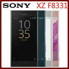 Sony Xperia XZ F8331 32GB GSM 23MP (Unlocked) Mobile Phone - Mineral Black