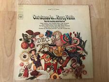 Percy Faith - Christmas Is... 1966 Columbia CS 9377 Jacket VG+ Vinyl NM-