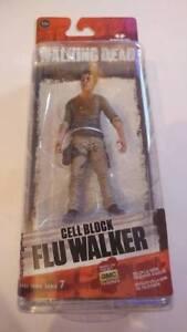 """McFarlane AMC The Walking Dead TWD Cell Block Flu Walker 5"""" Action Figure"""