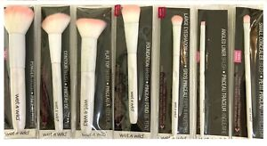 Wet n Wild Makeup Brush Powder Foundation Contour Concealer Eyeshow ++ Lot of 7