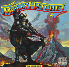 CD - Molly Hatchet - The Deed Is Done - A26 - RAR