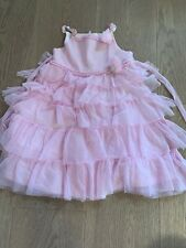 Kate Mack Good Ship Lollypop Girls Knit Dress NWT 2T-6X