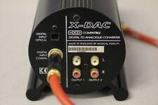 Musical Fidelity X-DAC-mise à niveau et desservies