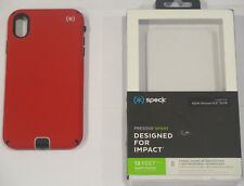 Speck Presidio Sport Case for Apple iPhone XS MAX - Red
