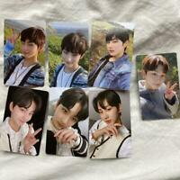 ENHYPEN JUNGWON  Border day one The first album  Photo card photocard jungwon