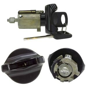 Airtex 4H1075 Ignition Lock Cylinder Fits Ford