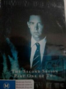 "Twin Peaks : Season 2 : Part 1 Region 4 ""NEW AND SEALED"""