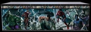 Offizielle Marvel Comic-Sammlung von Hachette - Auswahl aus Band 1 - 9