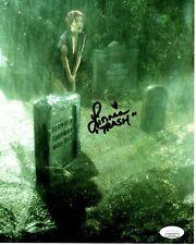 LINNEA QUIGLEY signed 8x10 Photo Return of the Living Dead Horror Movie JSA