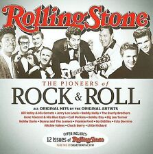 Rolling Stones - Pioneers of Rock & Roll ( AUDIO CD 10-02-2008 ) NEW