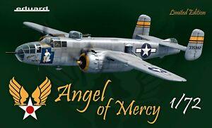 Eduard Limited Edition Angel of Mercy B-25 1/72 Model Kit