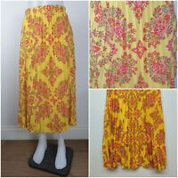 NEW Ex Dorothy Perkins Ladies floral Summer Skirt Size 8 - 20