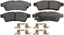 Disc Brake Pad Set-ProSolution Ceramic Brake Pads Rear Monroe GX1100