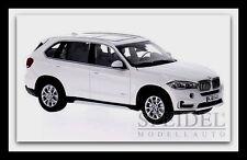 wonderful modelcar BMW X5 (F15) 2016 - white metallic - scale 1/43 - ltd.ed.