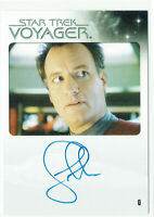 Star Trek Voyager Quotable Autograph Card Selection - Cheapest on Ebay